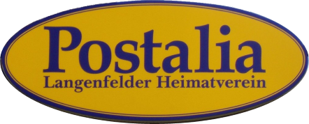 Postalia Langenfeld e.V. - Schild